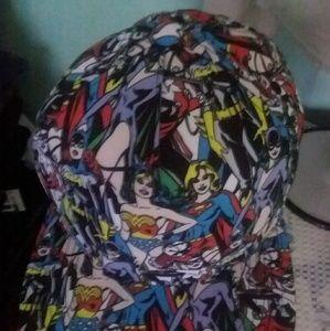 MARVEL DC Comic Super Females Hat Cap